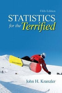 Statistics for the Terrified - John H. Kranzler - cover