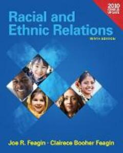Racial and Ethnic Relations, Census Update - Joe R. Feagin,Clairece Booher Feagin - cover