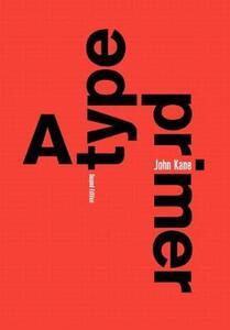 A Type Primer - John Kane - cover