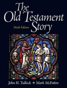 The Old Testament Story - John Tullock,Mark McEntire - cover