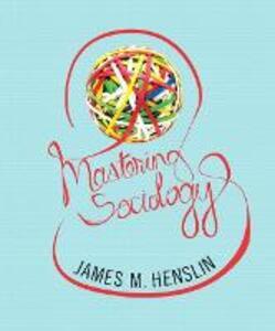 Mastering Sociology - James M. Henslin - cover
