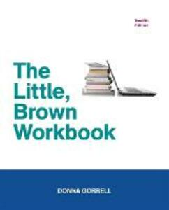 The Little, Brown Workbook - Donna Gorrell,Donna Gorrell - cover