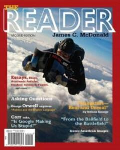 The Reader - James C. Mcdonald - cover