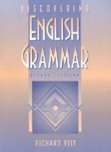 Discovering English Grammar - Richard Veit - cover