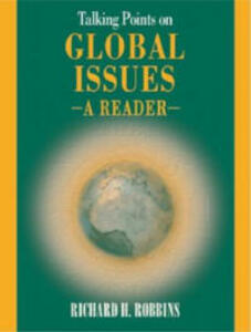 Talking Points on Global Issues: A Reader - Richard H. Robbins - cover