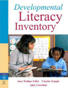 Developmental Literacy Inventory - Charles A. Temple,Alan N. Crawford,Jean Wallace Gillet - cover
