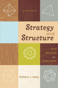 Strategy and Structure - William J. Kelly - cover