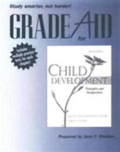 Grade Aid for Child Development: Principles and Perspectives - Greg Cook,Joan Littlefield Cook - cover