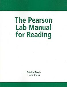 The Pearson Lab Manual for Reading - Linda Jones,Patricia Davis - cover