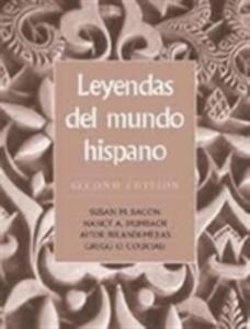 Audio CD for Leyendas del mundo hispano - Susan M. Bacon,Nancy A. Humbach,Gregg O. Courtad - cover