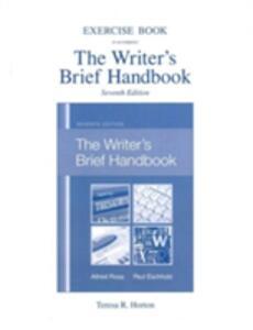 Exercise Book for The Writer's Brief Handbook - Teresa Horton - cover