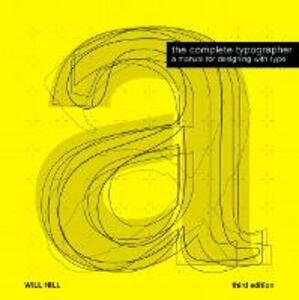 The Complete Typographer - Will Hill - cover