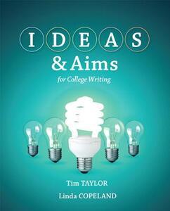 IDEAS &  Aims - Tim Taylor,Linda Copeland - cover