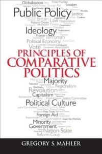 Principles of Comparative Politics - Gregory Mahler - cover