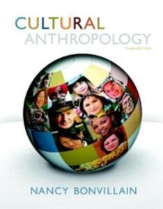 Cultural Anthropology - Nancy Bonvillain - 2