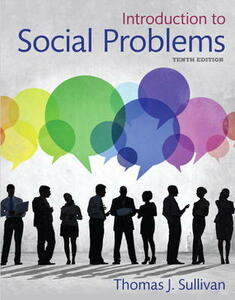 Introduction to Social Problems - Thomas J. Sullivan - cover