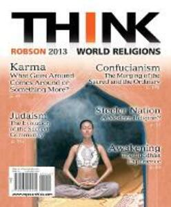 THINK World Religions - Roy R. Robson - cover