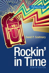 Rockin In Time - David P. Szatmary - cover