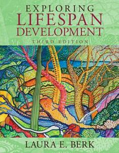 Exploring Lifespan Development Plus NEW MyDevelopmentLab with eText -- Access Card Package - Laura E. Berk - cover