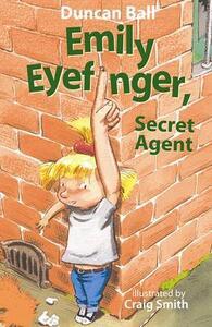 Emily Eyefinger - Duncan Ball - cover