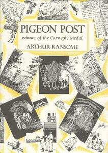 Pigeon Post - Arthur Ransome - cover