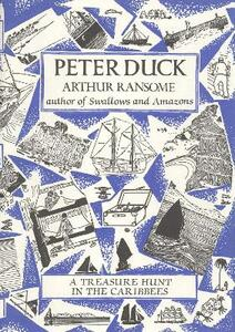 Peter Duck - Arthur Ransome - cover