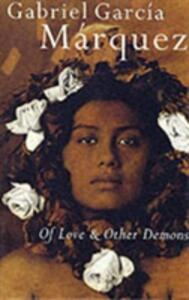 Of Love and Other Demons - Gabriel Garcia Marquez - cover