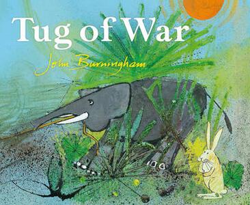 Tug of War - John Burningham - cover