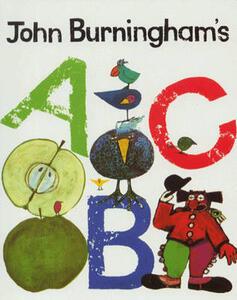 John Burningham's ABC - John Burningham - cover