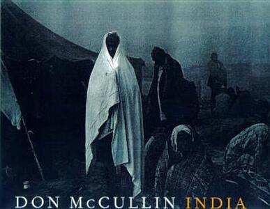 India - Don McCullin - cover