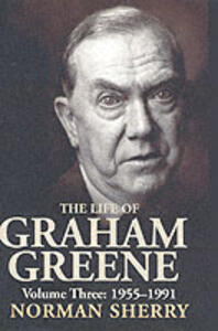 Life of Graham Greene - Norman Sherry - cover