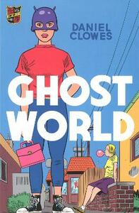 Ghost World - Daniel Clowes - cover
