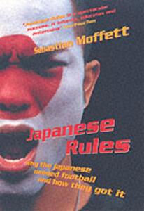 Japanese Rules - Sebastian Moffett - cover