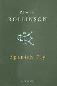 Spanish Fly - Neil Rollinson - cover