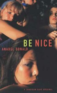 Be Nice - Anabel Donald - cover