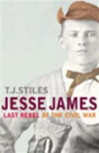 Jesse James - T.J. Stiles - cover