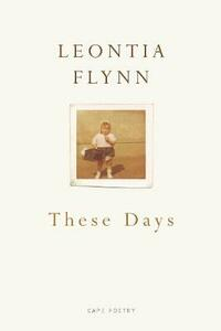 These Days - Leontia Flynn - cover