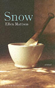 Snow - Ellen Mattson - cover