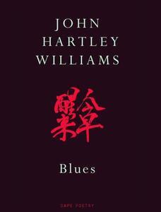 Blues - John Hartley Williams - cover