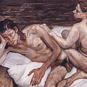 Lucian Freud: 1996 - 2005 - Lucian Freud - cover