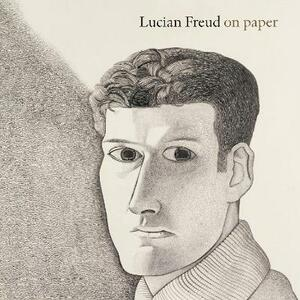 On Paper - Lucian Freud - cover
