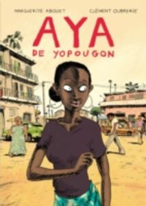 Aya - Marguerite Abouet - cover