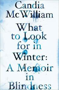 What to Look for in Winter - Candia McWilliam - cover
