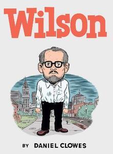 Wilson - Daniel Clowes - cover