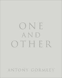 One and Other - Antony Gormley - cover