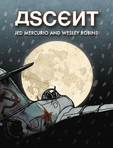 Ascent - Jed Mercurio,Wesley Robins - cover