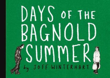 Days of the Bagnold Summer - Joff Winterhart - cover