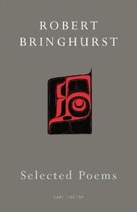 Selected Poems - Robert Bringhurst - cover