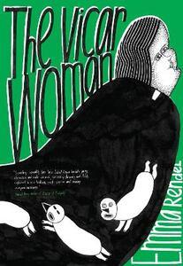 The Vicar Woman - Emma Rendel - cover