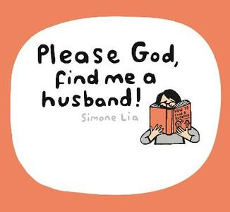 Please God, Find Me A Husband! - Simone Lia - cover